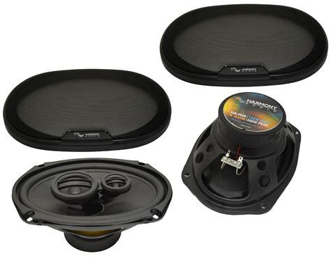 jeep grand 1999 2004 oem speaker replacement harmony upgrade package ha spk package1259