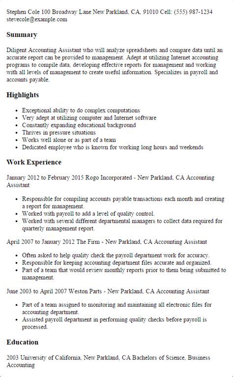 accounting clerk resume sle 28 images accounting clerk resume proforma for account assistant 28 images
