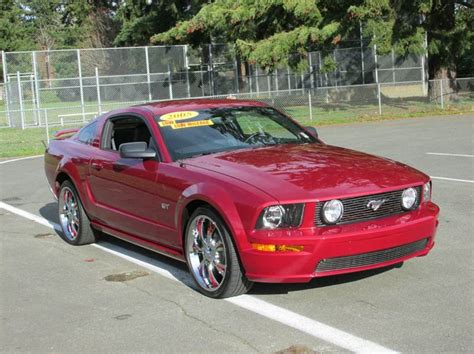 2005 Ford Mustang Coupe by 2005 Ford Mustang Gt Premium 2dr Coupe In Edmonds Wa
