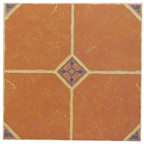 u s ceramic tile terra cotta 16 in x 16 in ceramic