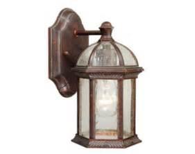 royal bronze outdoor 1 light wall light ebay