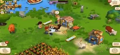 Farmville Country Farming Escape Games