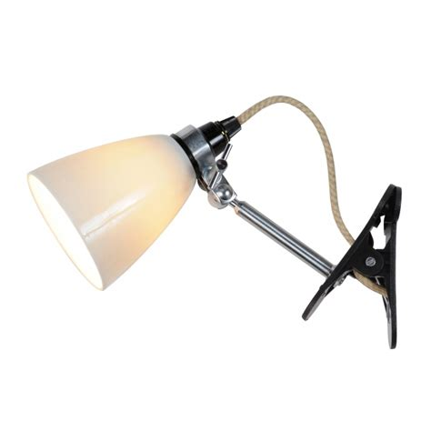 hector small dome clip light natural