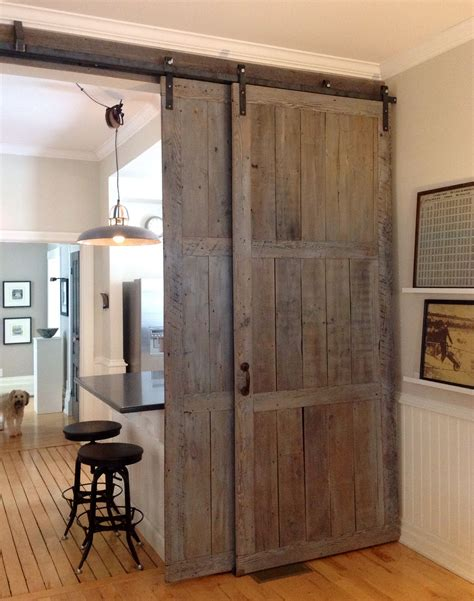 Second Cupboard Doors by Barndoors Hardware From Second Bloom Design For The