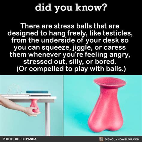 stress balls   designed
