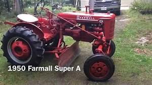 Farmall Super A 1959