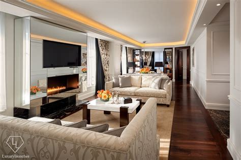 capella washington suite rosewood hotel presidential club dc suites luxurylaunches week georgetown lounge room floors arrow luxury guestrooms lounges inspiration