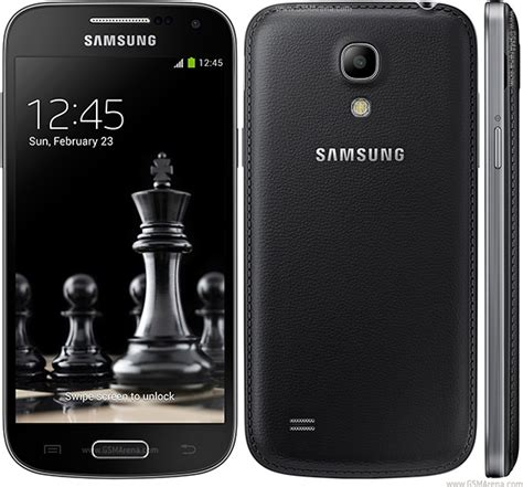 Samsung I9190 Galaxy S4 Mini Pictures, Official Photos
