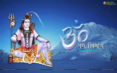Shiva Wallpapers Desktop Lord Om Shiv God