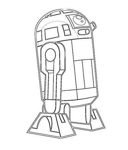 Bb8 Kleurplaat by R2d2 Coloring Page R2d2 Coloring Pages Coloring