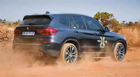 Taking The Bmw X3 Through South Africa's Hills