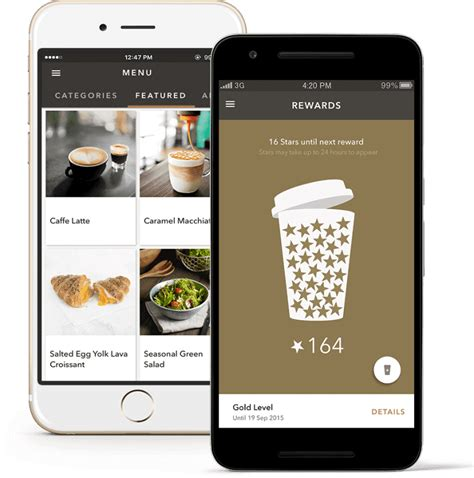 Discover new experiences for pickup or curbside service from hundreds of coffee. Starbucks Rewards: How an App Has Revolutionised Coffee Lovers' Customer Experience - Starbucks ...