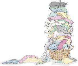 Dirty Laundry Clip Art