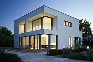 Fertighaus Schlüsselfertig Inkl Bodenplatte : bauhaus kubus iqexklusivhaus ~ Indierocktalk.com Haus und Dekorationen