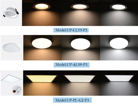color led lights what is the best color temperature for office upshine