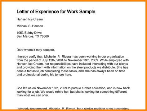 experience certificate format destop sample resume