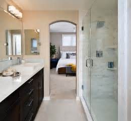 master bathroom transitional bathroom san diego by kw designs - Bathroom Remodeling Ideas Before And After