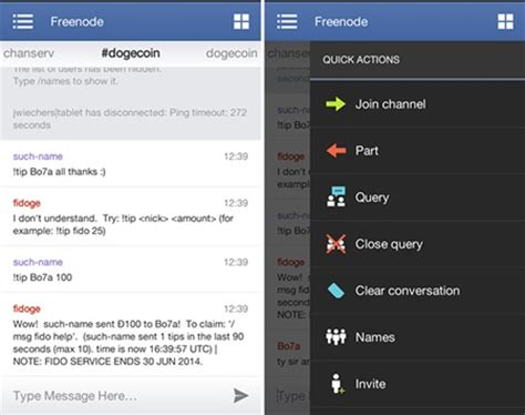 best chat for android best irc relay chat clients for android sociofly