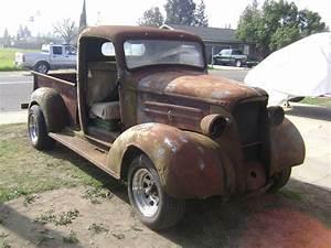 1936 1937 1938 1  2 Ton Chevrolet Pickup Truck For