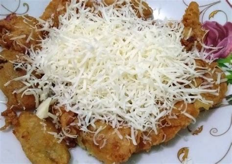 Pisang keju, banana nungget dan mie padeh. Resep Pisang goreng crispy tabur keju oleh Puput Pujiarti - Cookpad