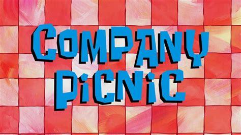 Company Picnic (transcript)