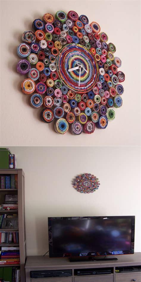 amazing diy wall clock ideas     home