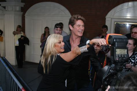 catherine hickland  david hasselhoff  knight