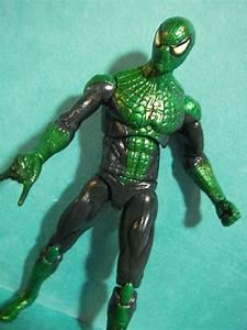 Green Lantern Spiderman by cusT0M on DeviantArt