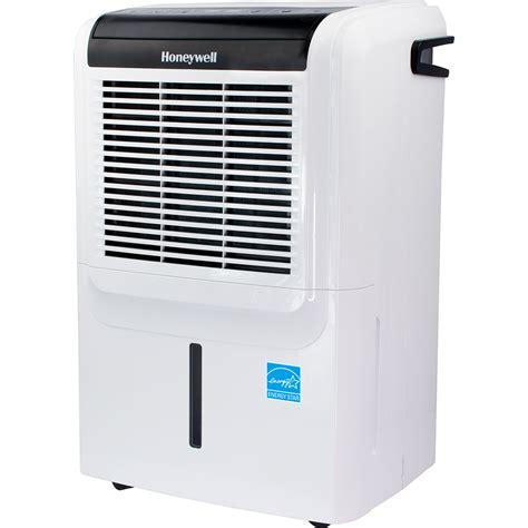 Honeywell Dh70pw 70pint Dehumidifier, Energy Star