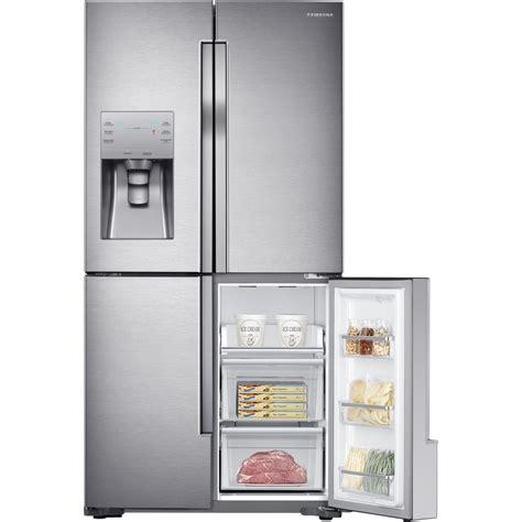 rfjsr samsung   cu ft counter depth  door refrigerator