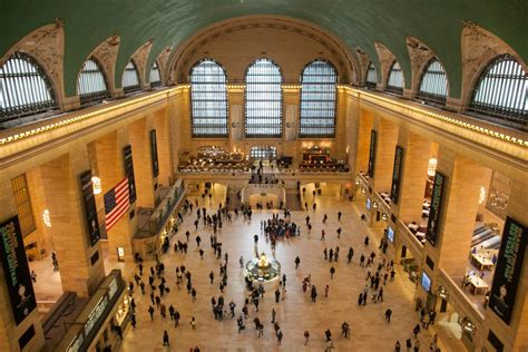 grand central terminal  york city visitor guide