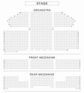 Richard Rodgers Theater Richard Rodgers Theater Seating