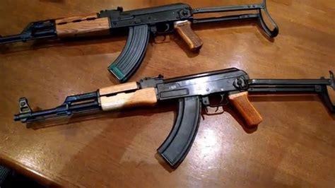 Polytech Ak-47s & Zastava M70