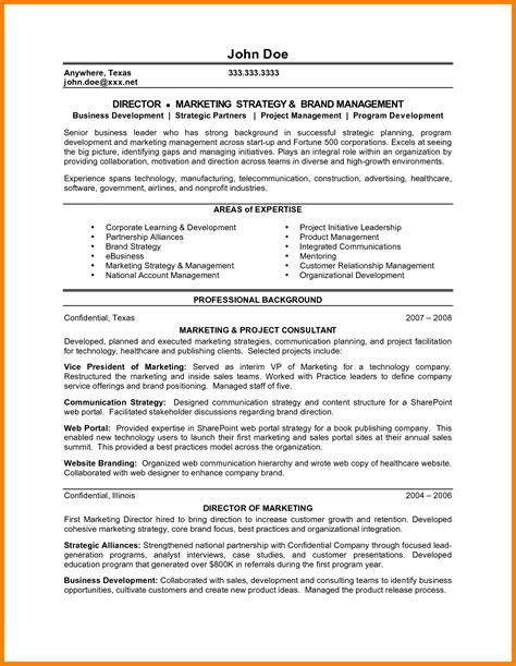 Personal Statement For A Resume by 11 Personal Branding Statement Resume Exles Attorney