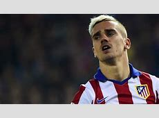 Antoine Griezmann struggles for Atletico Madrid vs big