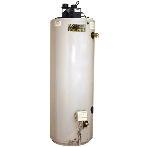 Commercial Tank Type Water Heater Nat Gas 75 Gal