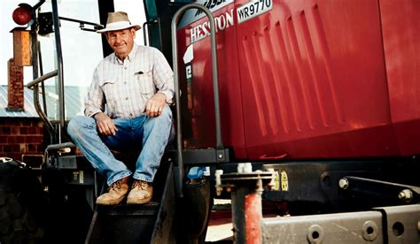 Agco Equipment On Ramona Farms Ranges From Hay Tools To