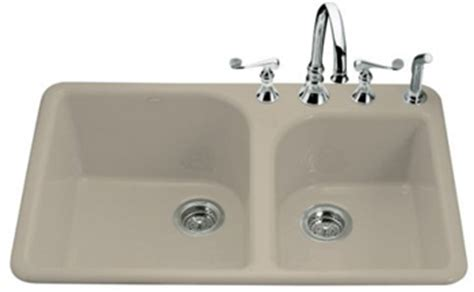 Kohler Executive Chef Sink Accessories by Kohler K 5932 4 G9 Executive Chef Self Kitchen