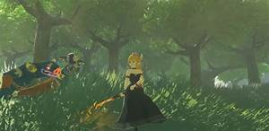 Fan Mod Adds Playable Bowsette To Zelda Breath Of The