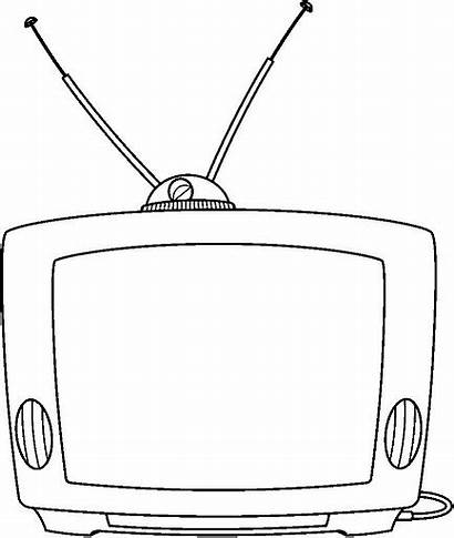 Television Colorear Dibujos Televisores Televisor Imagui Dibujar