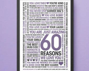 Gifts For Dad 75th Birthday Gift 75 Reasons Why We