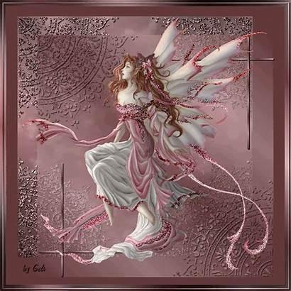 Fairy Fairies Pink Angels Angel Fantasy Wallpapers