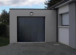 Porte De Garage Sectionnelle Latérale : menuiserie menuisier fen tre volets roulants portes de garage au puy en velay en haute loire ~ Melissatoandfro.com Idées de Décoration