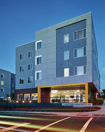 Housing Modern Senior Affordable Jersey Multifamily Edge