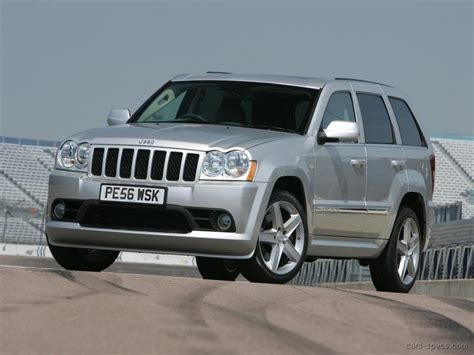 2008 Jeep Grand Cherokee Srt-8 Specifications, Pictures