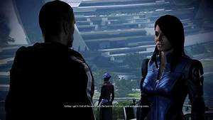 Mass Effect 3: Ashley Romance: Breaking up with Ashley ...