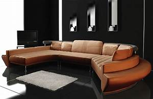 ultra modern leather sectional sofa set tos lf 2056 With ultra modern leather sectional sofa set