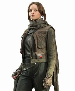 Jyn Erso Jacket With Vest From Rogue One A Star Wars Story