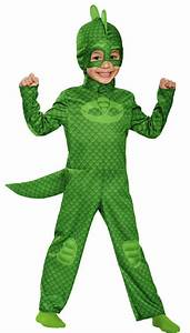 Child's PJ Masks Gekko Costume - Kids Costumes