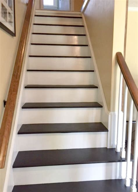 remove carpet  stairs  paint  painted
